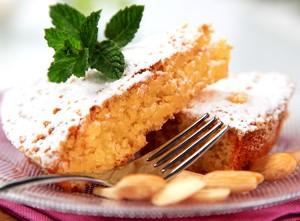 Chris Bath Orange-Almond-Cake